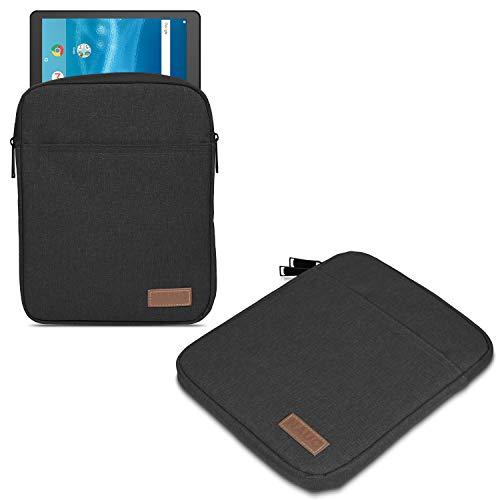 Sleeve Hülle kompatibel für Blaupunkt Atlantis A10.303 Tablet Tasche Schutzcover Schutz Hülle Cover, Farbe:Schwarz