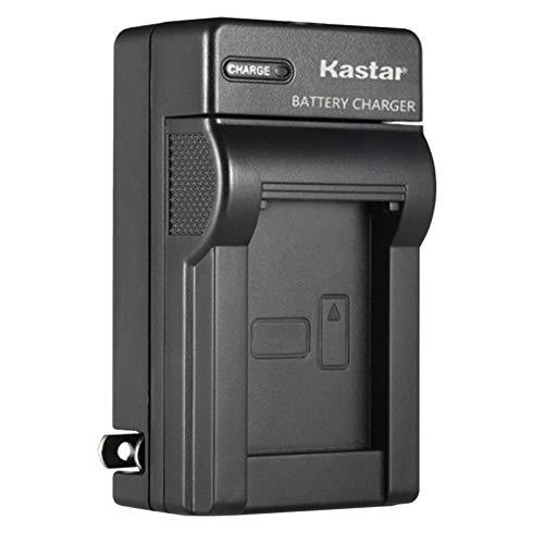 Kastar LP-E6 AC Wall Battery Charger Replacement for Canon EOS 70D, EOS 80D, EOS 90D, XC10, XC15, Blackmagic Design Pocket Cinema Camera 4K, Blackmagic Design Pocket Cinema Camera 6K