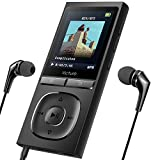 Victure MP3 Player 100h Standby 8G Portable Lossless Sound Hi-Fi Music Player