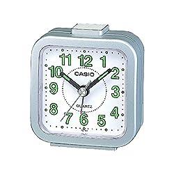 CASIO Alarm Clock Grey Color