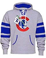 Thats Cub Flying W Run Game Day Hoodie (4XL)