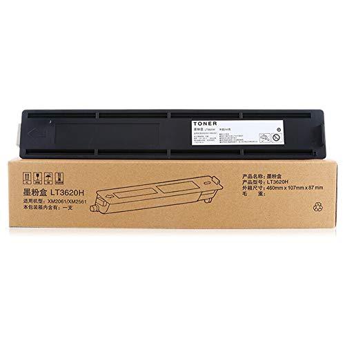 GBY tonercartridge, inktcartridge met super grote capaciteit, geschikt voor Lenovo LT3620 tonercartridge XM2061 XM2561 2061 LT3620H kopieerinktcartridge laserprinter all-in-one toner, A-6500, Kleur: