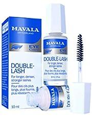Mavala - Double Lash, Pestañas Tratamiento, Serum para Crecimiento y Volumen de Pestañas y Cejas - 10 ml