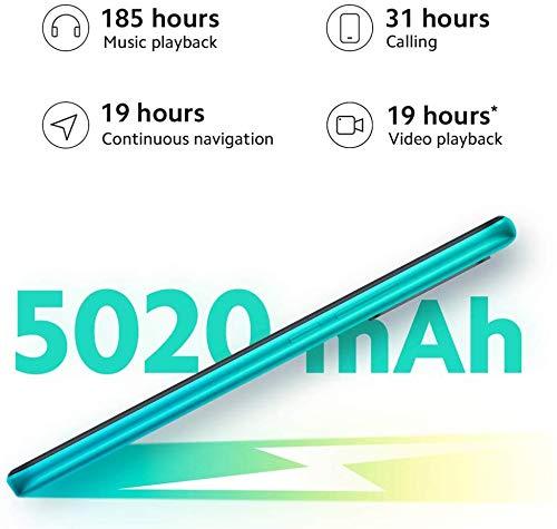 Xiaomi Redmi 9 Smartphone - RAM 3GB ROM 32GB AI QUAD CAMÉRA 6.53