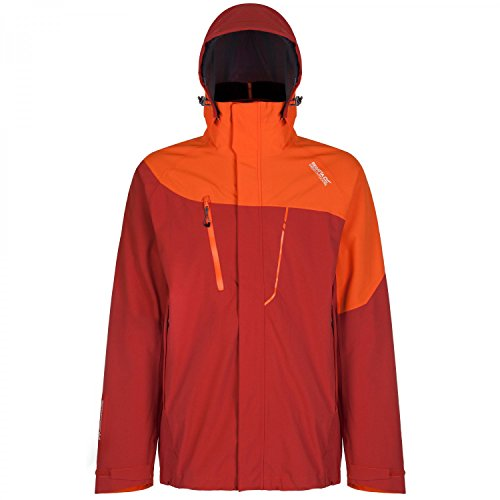 Regatta Mens Sacramento II Waterproof Breathable 3 in 1 Jacket