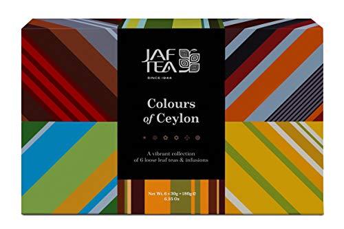 Jaf Tea - Colours of Ceylon - Box