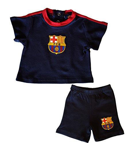 FC Barcelona T-shirt + Shorts Baby Barça, officiële collectie