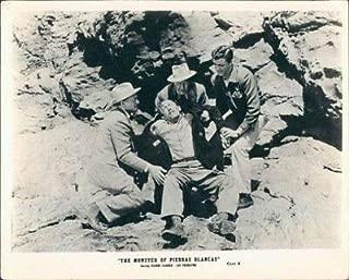 The Monster of Piedras Blancas Original Lobby Card