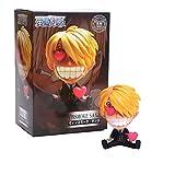 One Piece Figur Sanji [NEU /10CM ] One Piece Merchandise Sanji | One Piece Portrait Sanji| Anime...