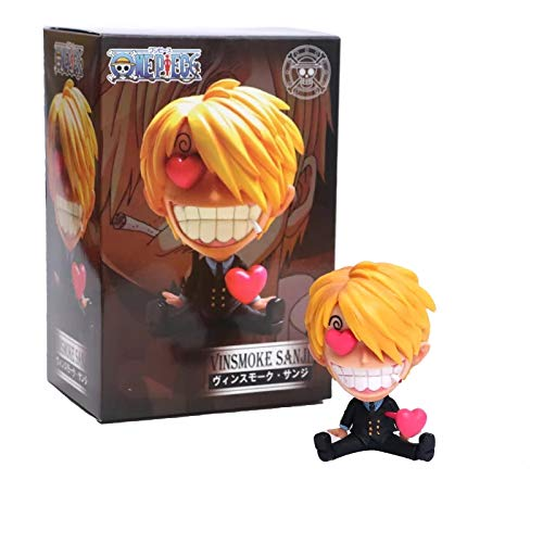 One Piece Figur Sanji [NEU /10CM ] One Piece Merchandise Sanji | One Piece Portrait Sanji| Anime Figur Sanji |