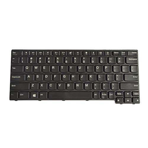 MagiDeal Laptop Keyboard US for Lenovo Thinkpad Yoga 5th 11e Gen (Type 20LN 20LM)-01LX700