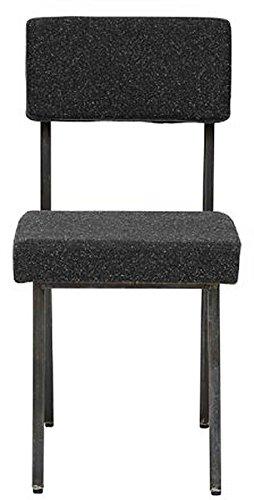 Journal standard furniture REGENT CHAIR BLACK journal standard
