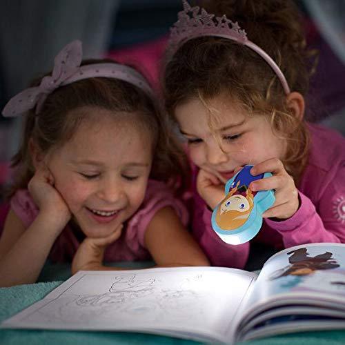 Philips Disney Frozen Anna Torcina, Plastica, Blu