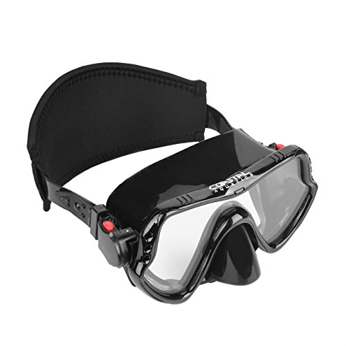 Coastal Aquatics Adult Snorkel Mask