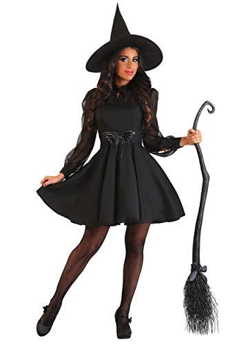 Women's Spellbinding Sweetie Costume Large Black