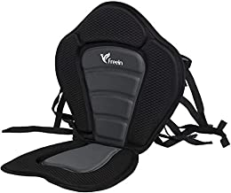 Freein Premium Kayak Seat - Convert Compatible Stand Up Paddleboards into a Kayak, Durable, Easy to Install, Great for Beginners (Black 2021)