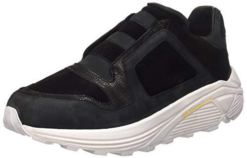 Bikkembergs Trail-Er 302 Shoe M Leather/Suede, Scarpe Low-Top Uomo