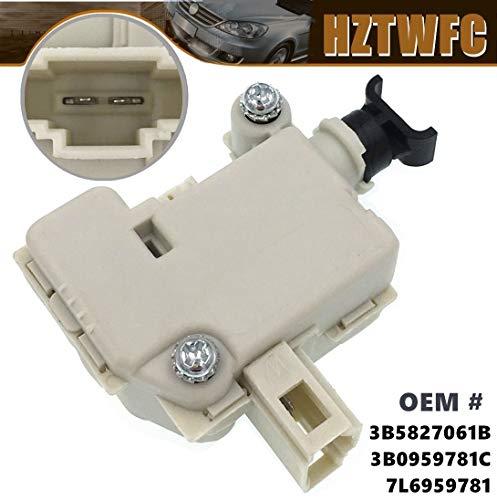 HZTWFC Moteur servo de verrouillage du hayon du coffre à coffre OEM # 3B5827061B 3B0959781C 7L6959781 pour VW Golf Jetta MK4 Passat B5 Beetle
