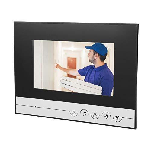 Intercomunicador Videoportero Videoportero Teléfono 25 Tonos de Llamada Opcionales Video(European Standard 100-240V)
