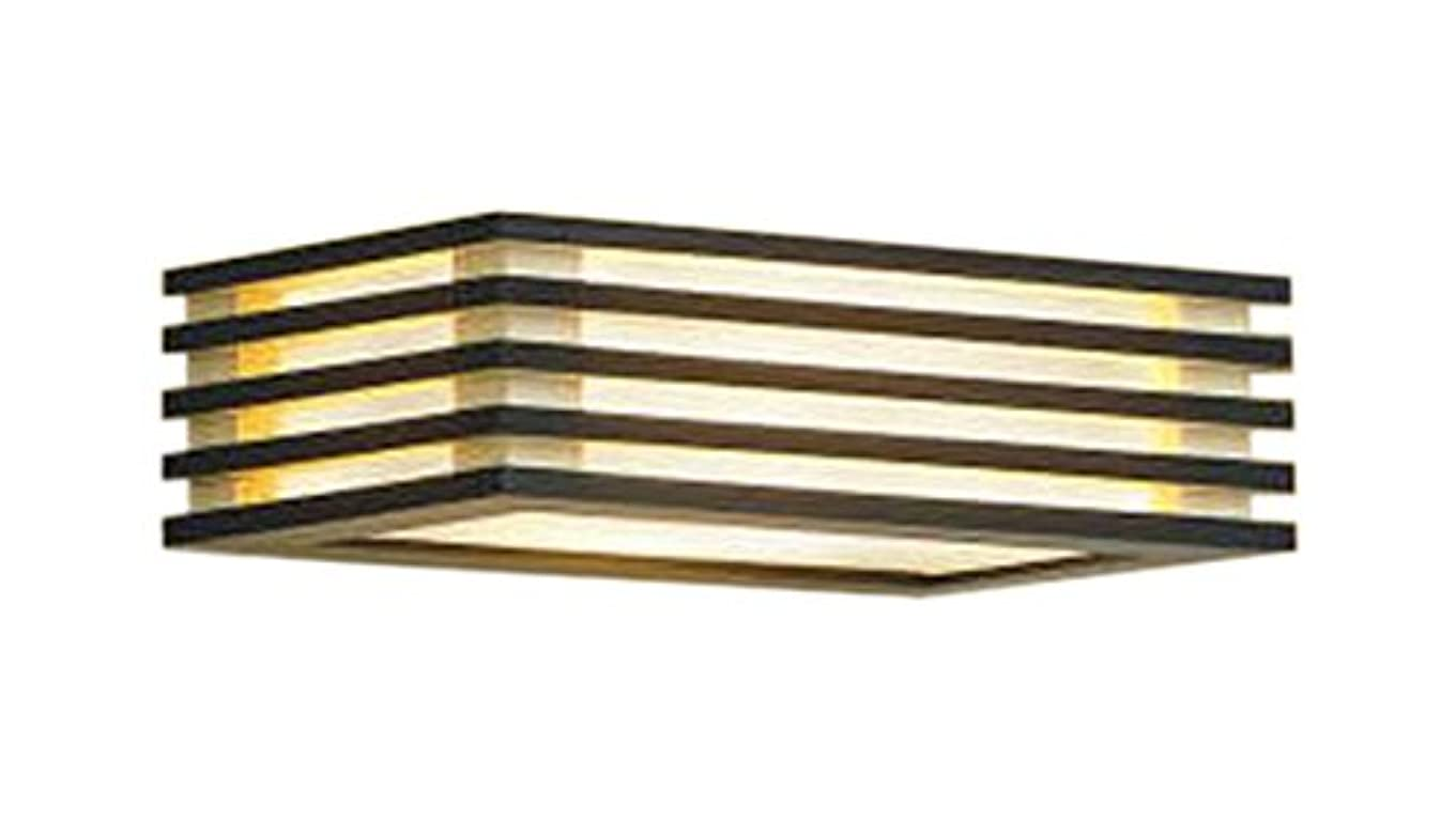 圧縮構成露コイズミ照明 和風照明 ブラケット 電球色 AB43045L