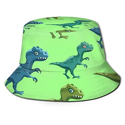 Yearinspace Sombrero de cubo transpirable de la parte superior plana de Camo Skulls y acuarela unisex divertido cubo sombrero de verano de pescador