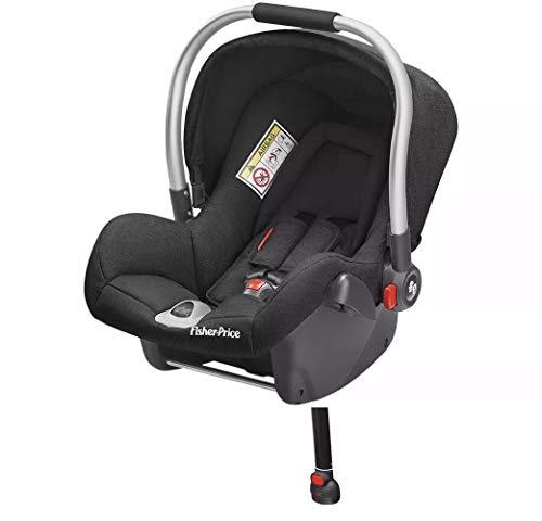 Cadeira Para Auto Heritage Fix 0-13 Kg Fisher-Price Preto - BB568