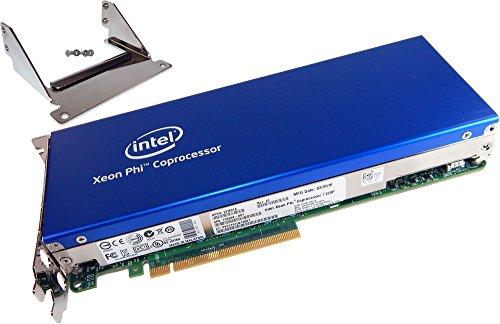 Hewlett Packard Enterprise Intel Xeon Phi 7120P (16GB/300W) Coprocessor Kit processore