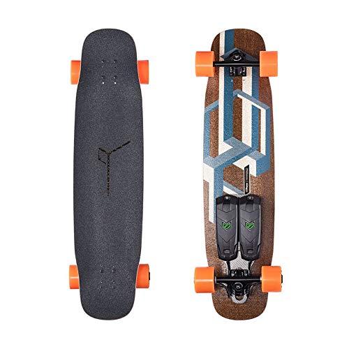 Unlimited x Loaded Tesseract Blue Race Komplett E-Longboard