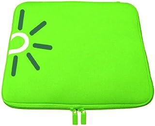 Neopreno de carcasa (colour: verde) para portátiles Acer Aspire One 532