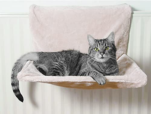 PAWISE Cama para Radiador para Gatos, 50 x 38 cm