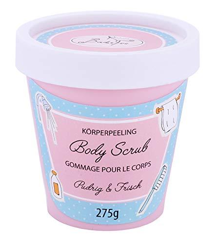 BadeFee Body Scrub - Candy Line Pudrig & Frisch