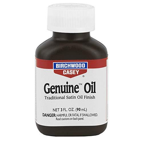 Birchwood Casey Genuine Oil Stock Finish 3 Ounce