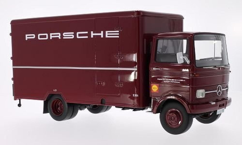 servicio considerado Mercedes LP 608 Camion Caja remolque, Porsche , Modelo Modelo Modelo de Auto, modello completo, Premium ClassiXXs 1 18  Entrega gratuita y rápida disponible.