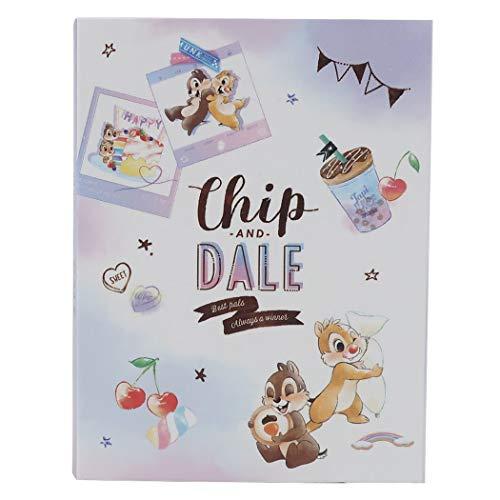 チップ&デール[付箋]BOOK型 ふせんセット/2021SS ディズニー