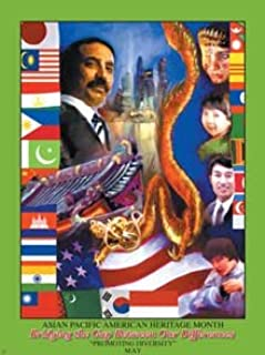 Asian Pacific American Heritage Month Poster (AP52)