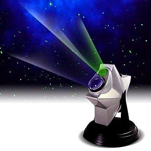 Planetario Proyector Proyector Estrellas Techo Adultos / 7 Colores ...