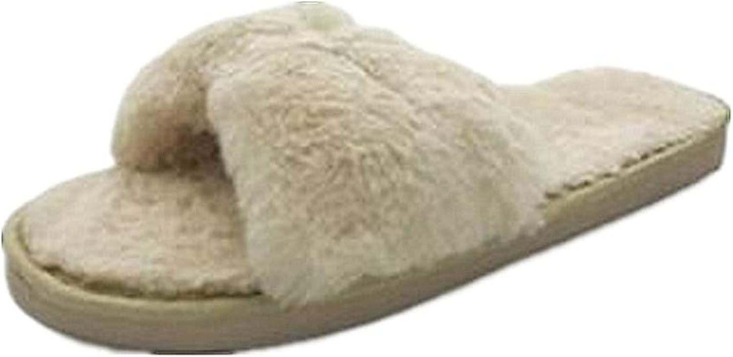 Unyielding1 Women's Comfort Memory Foam Slippers House shoes Indoor, Outdoor Anti-Skid