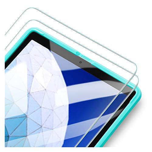 BHPP KPBHD 2pcs Tempered Glass IPad Pro 10.5 Screen Protector For IPad 7 Gen 10.2 2019 Air 3 9H Glass Film For IPad 7th Gen Air 3 (Color : 2pcs)
