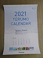 2021 壁掛けカレンダー TERUMO 四季 暦