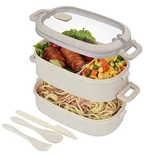 Hombrima Caja de almuerzo para niños contenedor