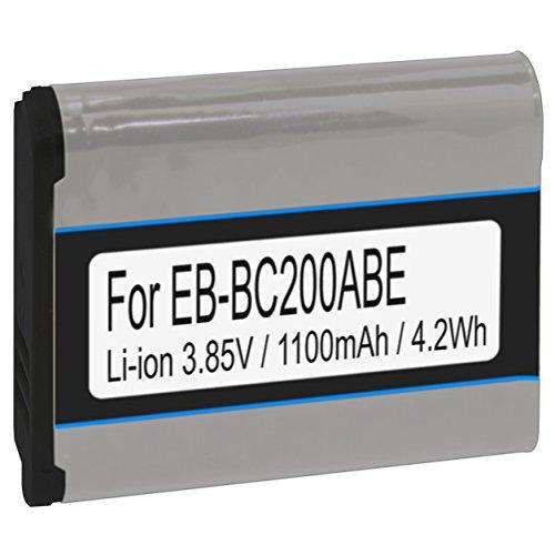 Batería para Samsung EB-BC200ABE / Samsung Gear 360 (SM-C200) [3.85V - 1100mAh - Li-Ion]