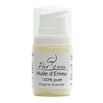 L'huile d'émeu est une huile premium L'huile d'émeu n'est pas une huile quelconque mais l'une des synergies naturelles la plus puissante et complexe de vitamines, minéraux, acides gras essentiels, oméga 3, oméga 6 et oméga 9. Elle possède des proprié...