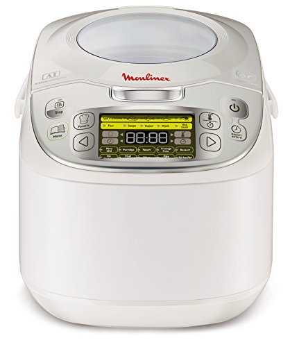 Moulinex MK812101 Multicuiseur Traditionnel 45-en-1 - 5 à 6...