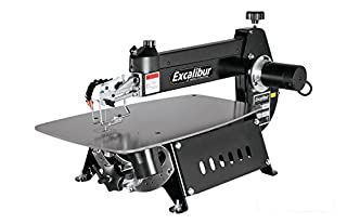 "Excalibur - EX-21 21"" Tilting Head Scroll Saw with Foot switch (B003A0CNFC) 