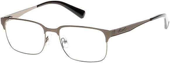 Grey Frame Kenneth Cole KC0803 Eyeglass Frames 54 mm Lens Diameter KC080354020