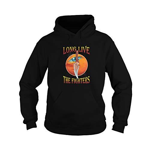 TeeWarrior Dune Shirt Long Live The Fighters Camiseta