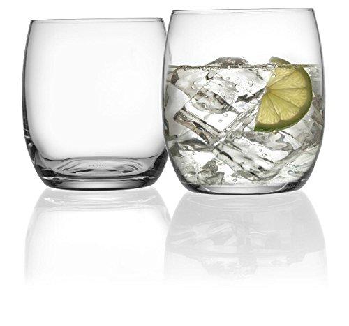 Alessi MAMI XL Lot de 2 verres à eau 300 ml