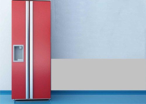 Klebefolie Wandschutzfolie matt, 63 cm Folienhöhe hellgrau - gegen Verschmutzung/Tierkot/Spritzer matt/Hunde/Katze/Kinder im Haus, Wand, Schule, Kindergarten, Büro