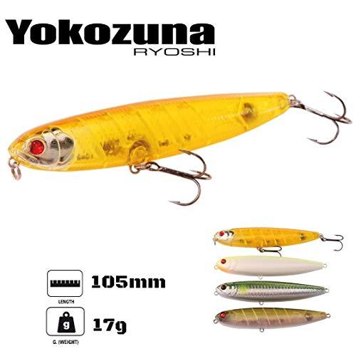 Yokozuna Ryoshi Topwater Seabass Spinning Lure Ikari 110