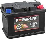 097 Powerline Batterie de Voiture 12V